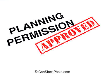 Planning Permission Approved - Planning Permission heading...