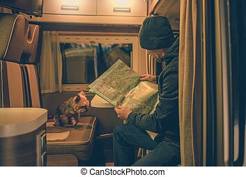 Planning Trip in the Camper