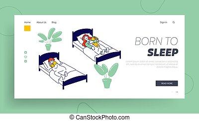plano, camas, tiempo, sueño, dormitar, relajante,...
