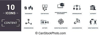 plano, compromiso, plomo, formato, generación, set., tasa,...