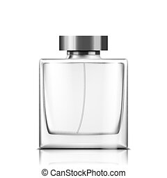 plano de fondo, aislado, ilustración, perfume, vidrio,...