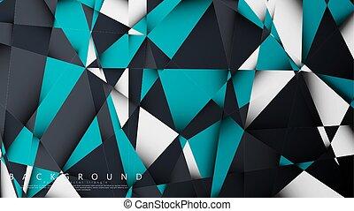 plano de fondo, azul, transparency., white., combinación,...