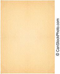 plano de fondo, de, papel, textura