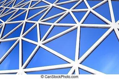 plano de fondo, estructural