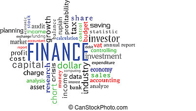 plano de fondo, finanzas, y, contabilidad