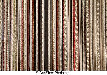 plano de fondo, imagen, de, colorido, soga
