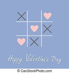 plano de fondo, juego, tres, día, tarjeta, feliz, tic, rosa, dedo del pie, valentines, tac, cruz, color diseño, señal, serenidad, marca, corazón, cuarzo, plano