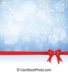 plano de fondo, -, navidad, ilustración