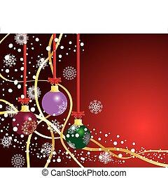 plano de fondo, navidad