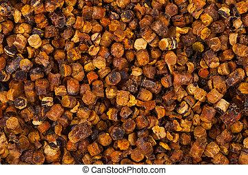 plano de fondo, polen abeja, ambrosia