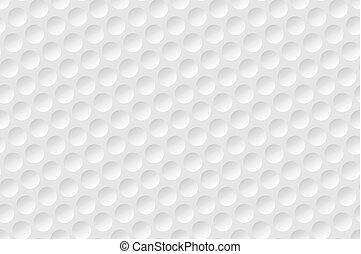 plano de fondo, textura, pelota, golf