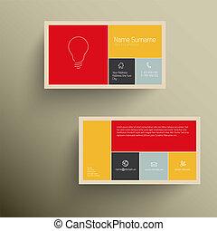plano, empresa / negocio, móvil, moderno, usuario, plantilla...