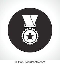 plano, medalla