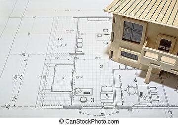 planos, arquitectónico