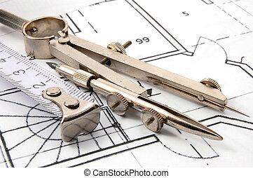 planos, arquitetura