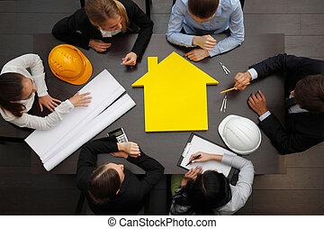 planowanie, handlowy zaprzęg