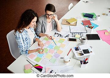 planowanie, praca, współcześni kobiety
