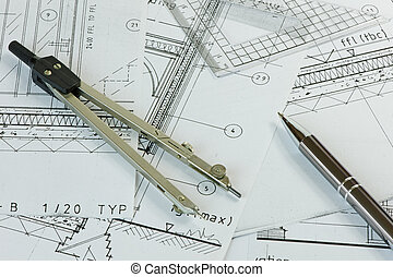 Plans and Drawing Equipment