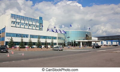 Plant brewer Baltika - St Petersburg Russia