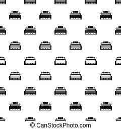 Plant pattern vector