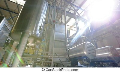 Plant picture, clean room equipment and stainless steel...