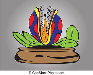 plant., piranha
