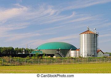 planta, biogas, 74