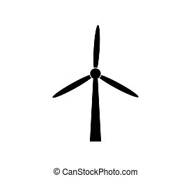 planta, poder vento