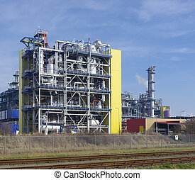 planta química