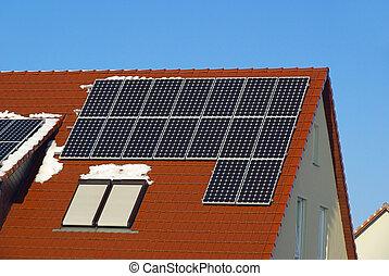 planta, solar, 48