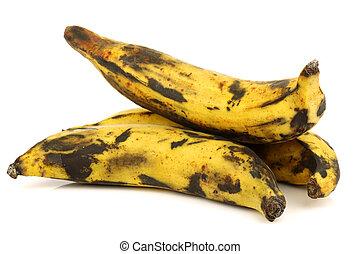 plantain (baking) banana