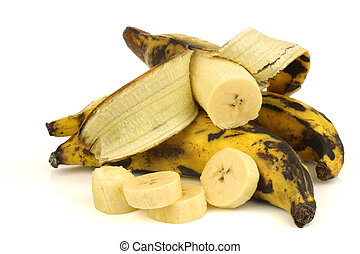 plantain (baking) banana pieces