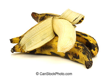 plantain (baking) bananas