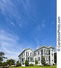 plantation, historique, Louisiane,  nottoway