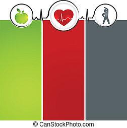 plantilla, salud