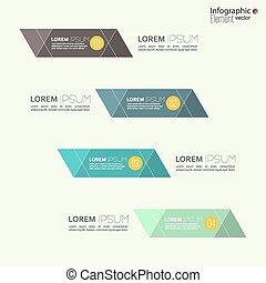 plantillas, comparativo, presentación, gráfico