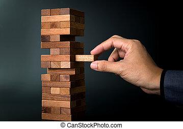 planung, risiko, geschäftsstrategie
