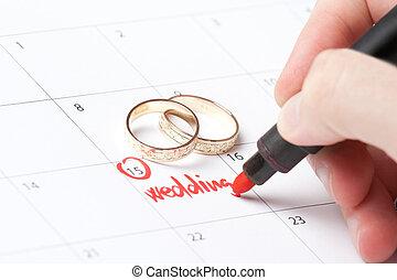 planung, wedding