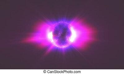 plasma ball 4k