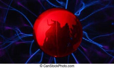 Plasma  - electrical plasma,