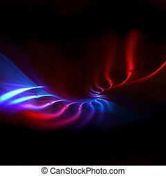 Plasma Fractal Layout