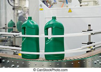 plast, fabbricazione serie