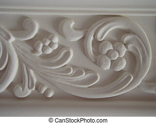 Plaster cast - Architecture - creation
