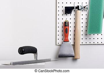 Plastering tools