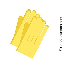 Plastic basket isolated vector icon