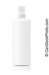 plastic bottle - Spray Medicine Antiseptic Plastic Bottle on...