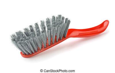 Plastic brush