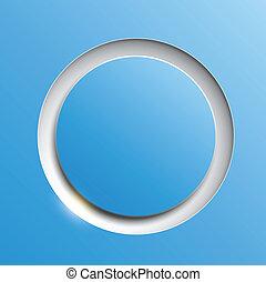 Plastic button background,