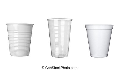 plastic cup of coffee dring beverage food office - ...