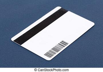 Plastic Digital Data Card